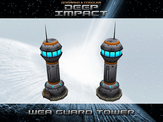 WEA Guard Tower