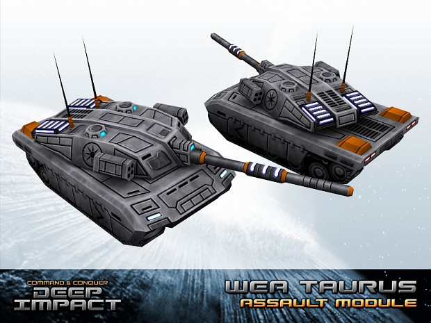 WEA Taurus MBT Assault Module