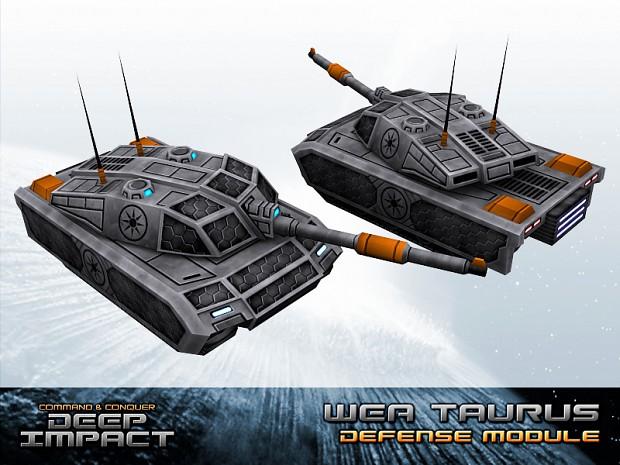 WEA Taurus MBT Defense Module