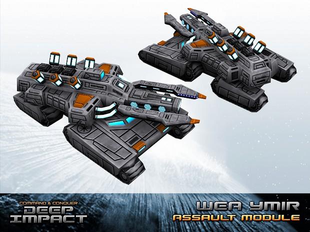 WEA Ymir Cryo Tank Assault Module