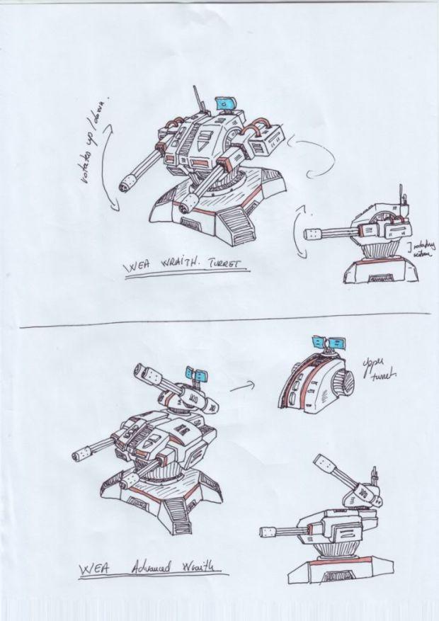 WEA Wraith Concept