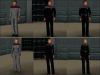Full Range Of Uniforms