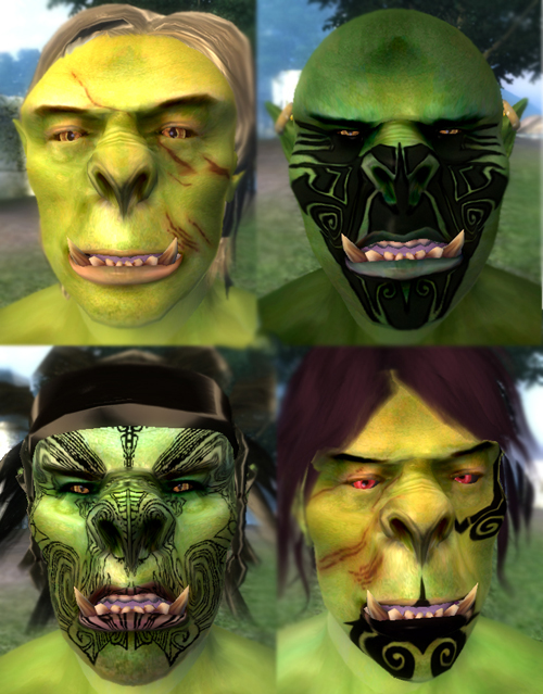 Orc Features
