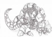 Reptile Robot