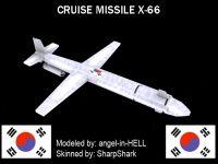 Cruise Missile X-66