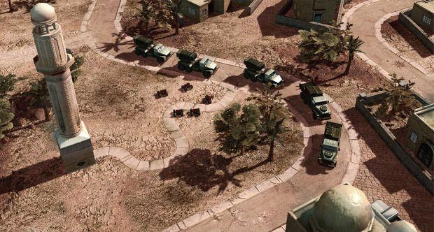 GOI Katyusha, Ammunition Truck, Demolition Drone