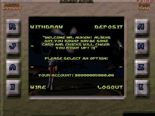Newer ATM Screenshot #2