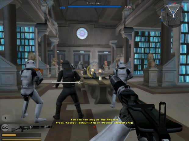 T 21 Image The Battlefront Project Mod For Star Wars