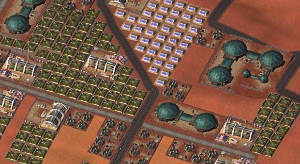 SimMars Beta 3 - Farms