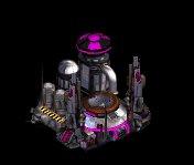Terran Munitions Depot Concept