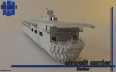 Brick It - aircraft carrier