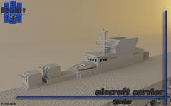 Brick It - aircraft carrier