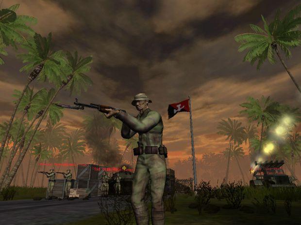 Battlefield vietnam mod collection 254 бота + (коллекция модов.