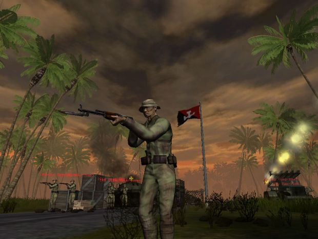 BFV Arsenal mod for Battlefield Vietnam - Mod DB
