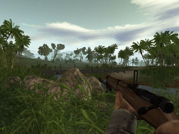 New Guadalcanal map