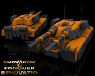 Scavengers Mammoth Tank