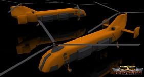 """YAK-24L """"locust"""""""
