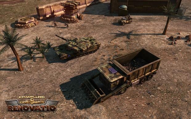 Allied Ore Truck