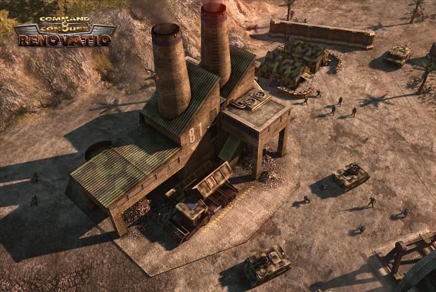 Allied Ore Refinery