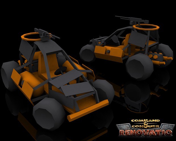 Scavengers Buggy
