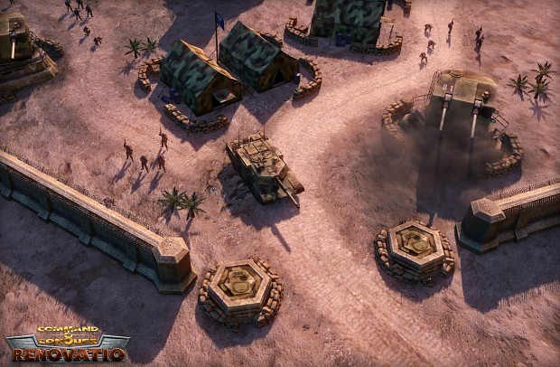 Allied Outpost