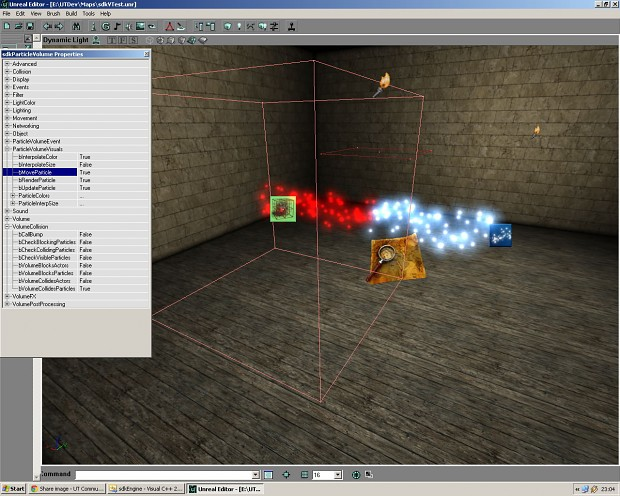 UTSDK March Beta Preview 3 (Particle Volume)