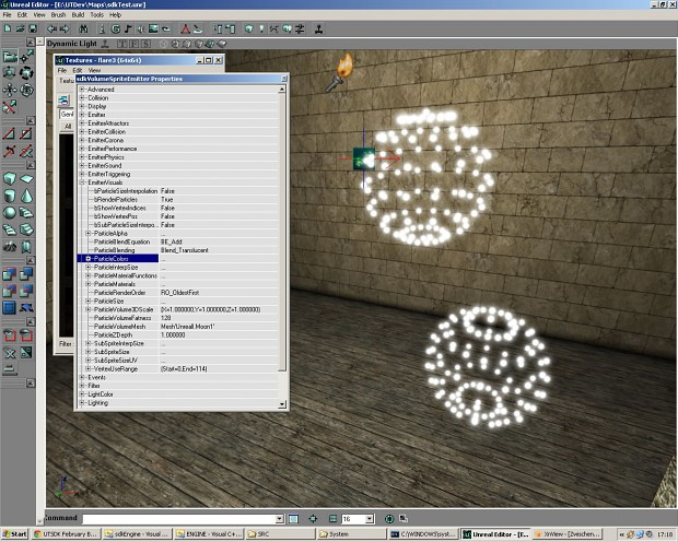 UTSDK March Beta Preview 2 (VSprite Emitter)