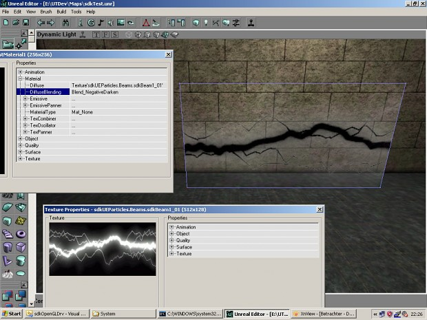 UTSDK January Beta Preview 6 (New Blending 2)