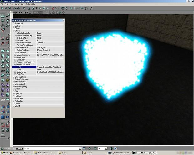 UTSDK September Beta Preview 5 (Particle Engine)