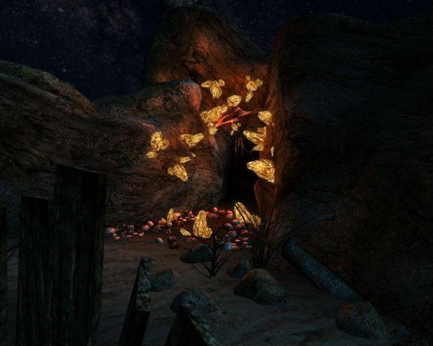 The mine of Ystrid