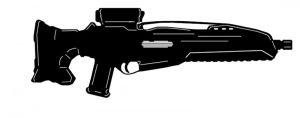 WIP-Assault Rifle