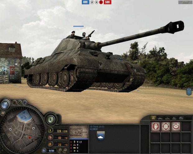 SD tank