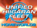 Unified Hiigaran Fleet