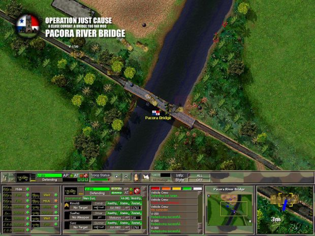 Green Day 2000 Pacora River Bridge im...