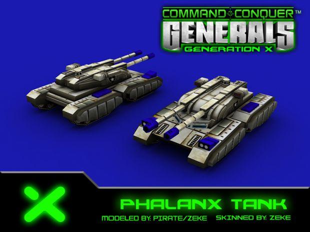 Phalanx Heavy Tank