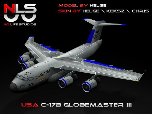 C-17B Globemaster III