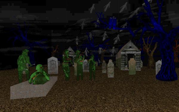 The graveyard2