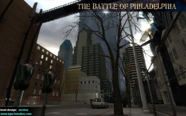 Battle of Philadelphia - 1