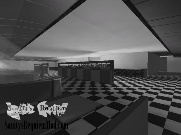 Unreal 3 Diner Level Screen Shots
