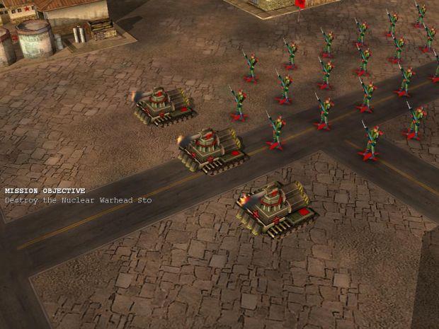 New Dragon Tanks