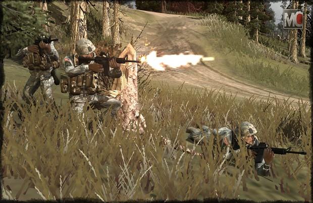 coh modern combat present image mod db
