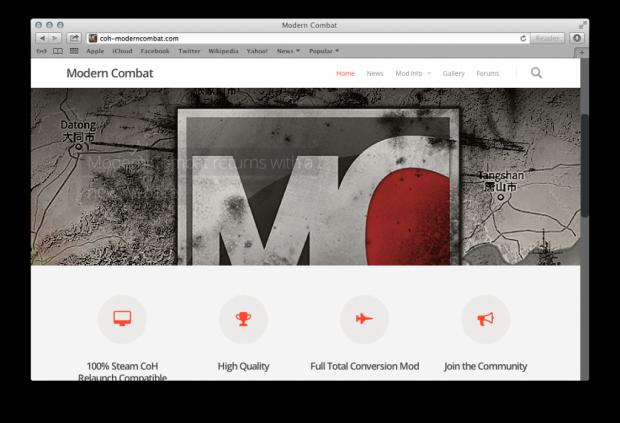 New Website + Installer