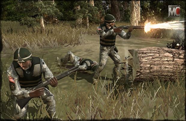 CoH: Modern Combat - xmas present