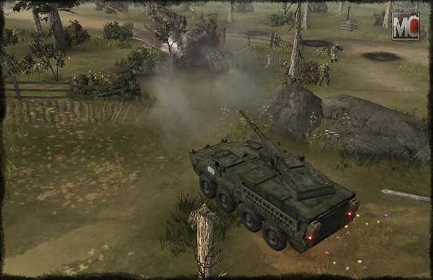 CoH: Modern Combat - Patch 1.007 is here!