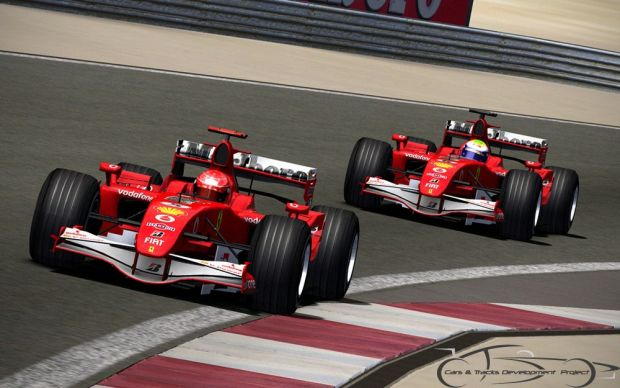 Images - CTDP F1 2006 mod for rFactor - Mod DB