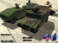 M1114 CROWS