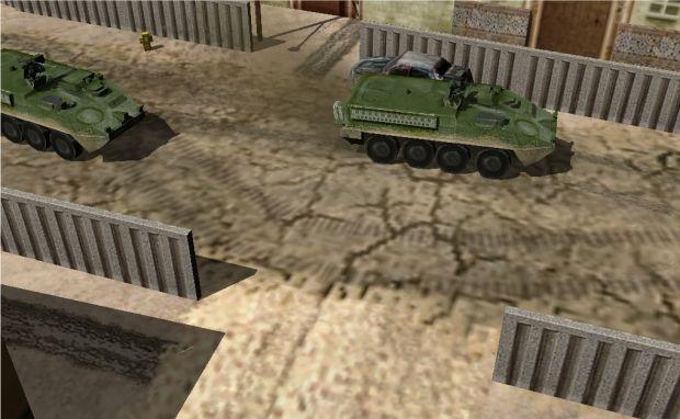 Stryker Convoy