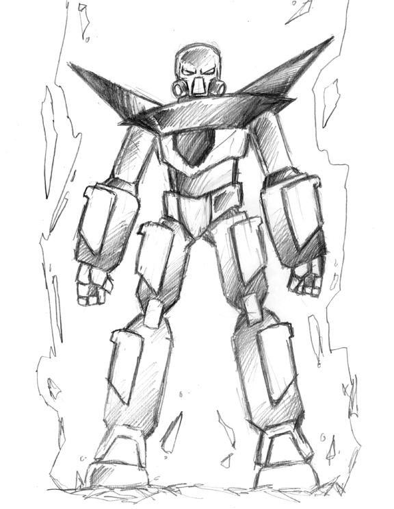 Nova Robot Concept