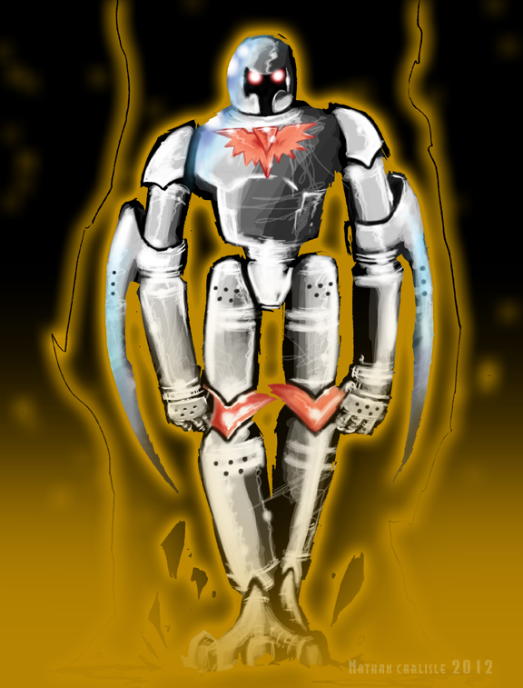 Thorn Robot color