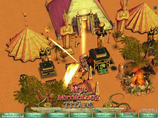Cerberus Revolutionary Main Menu - Single Player